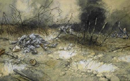 Chemin des Dames 1917 - Larousse.fr