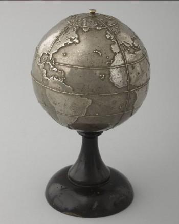 globe terrestre gallica