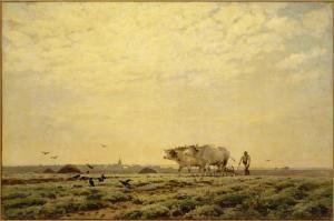 Les premiers sillons - Henri Zuber